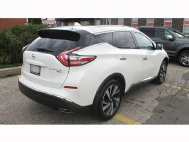 2017 nissan murano awd 4dr platinum mississauga. Black Bedroom Furniture Sets. Home Design Ideas