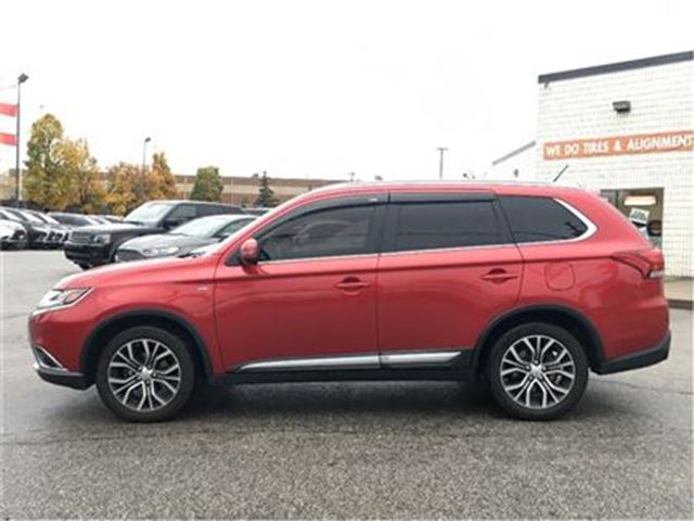 used 2016 mitsubishi outlander v 6 cy gt 0 9 leather. Black Bedroom Furniture Sets. Home Design Ideas