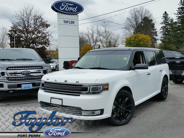 used 2017 ford flex limited awd leather. Black Bedroom Furniture Sets. Home Design Ideas