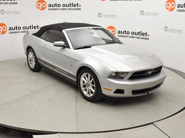used 2010 ford mustang v6 leather edmonton. Black Bedroom Furniture Sets. Home Design Ideas