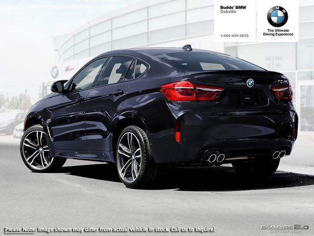 Used 2018 Bmw X6 M Oakville Wheels Ca