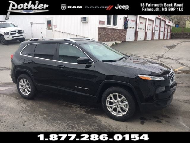 2017 Jeep Cherokee North  CLOTH  HEATED SEATS  REAR CAMERA  in