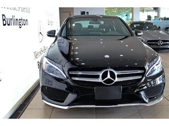 Used 2018 mercedes benz c300 i 4 cy 4matic sedan for Mercedes benz st catharines