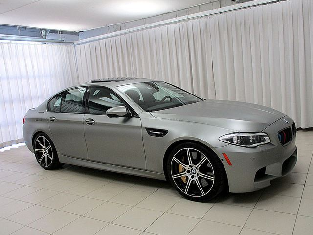 2015 BMW M5 30 JAHRE EDITION 1 OF 300 IN THE WORLD! 600 HP in