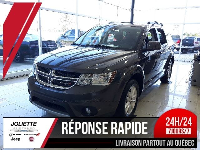 2017 Dodge Journey SXT - GPS Camn++ra recul in