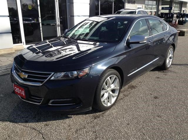 used 2014 chevrolet impala v6 cy ltz windsor. Black Bedroom Furniture Sets. Home Design Ideas