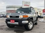 2010 Toyota FJ Cruiser ADVENTURE PACKAGE - No Accidents / Certified! in Stouffville, Ontario