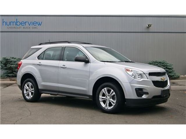 Used 2013 Chevrolet Equinox 2 40 Ls Low Km Alloys Roof