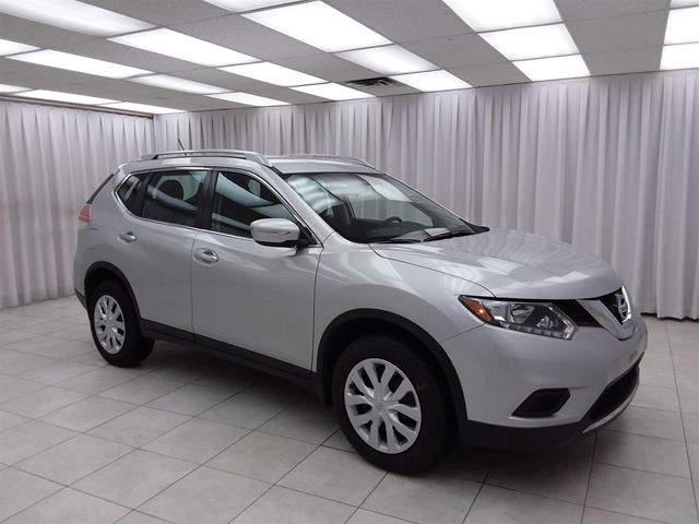2015 Nissan Rogue 2.5S AWD PURE DRIVE SUV w/ BLUETOOTH, USB/AUX P in