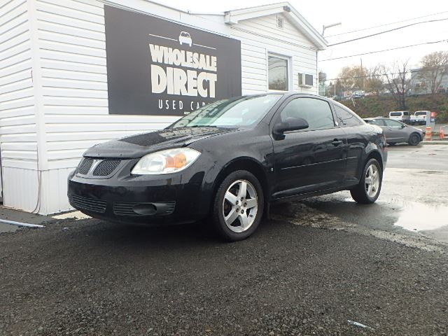 2009 Pontiac G5 COUPE 2.2 L in