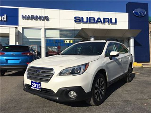 2015 SUBARU Outback 3.6R Limited at in Toronto, Ontario