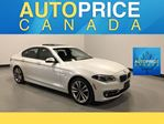 2016 BMW 535d xDrive xDrive NAVIGATION|REAR CAM|LEATHER in Mississauga, Ontario