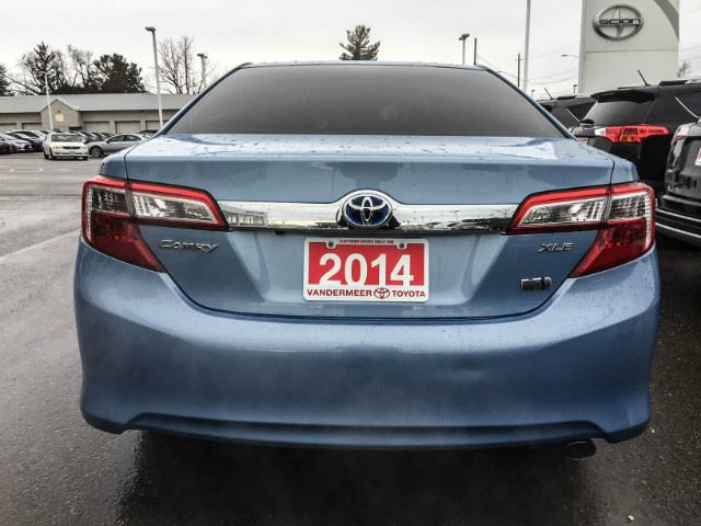 used 2014 toyota camry hybrid xle hybrid xtra warranty 2020 cobourg. Black Bedroom Furniture Sets. Home Design Ideas