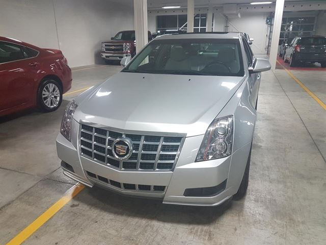 2013 Cadillac CTS Luxury in