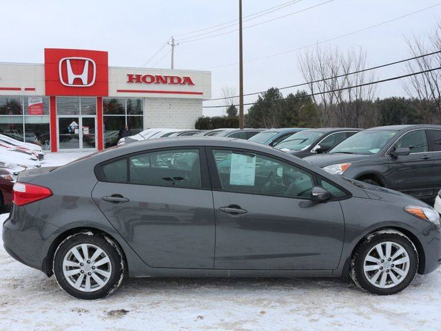 used 2014 kia forte lx gatineau. Black Bedroom Furniture Sets. Home Design Ideas