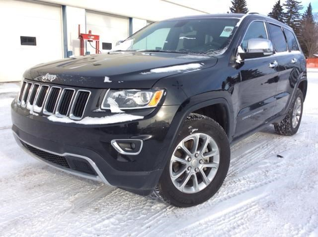 2016 JEEP Grand Cherokee Limited in Brooks, Alberta
