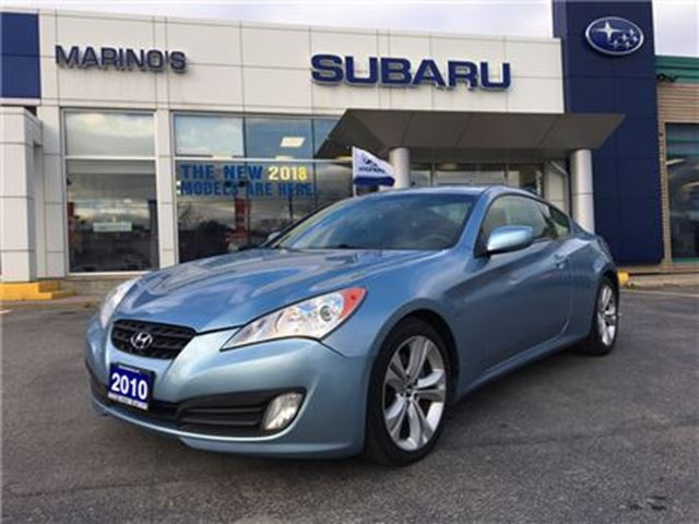 2010 HYUNDAI Genesis 2.0T at in Toronto, Ontario