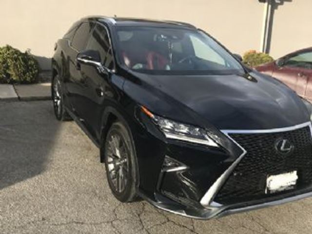 2017 Lexus Rx 350 3 50 F Sport 2 See The Deal In The