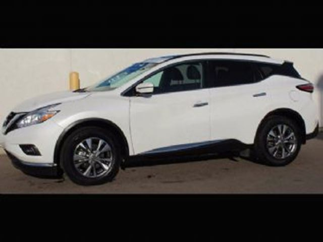 2017 nissan murano sv awd cvt 3 5l mississauga. Black Bedroom Furniture Sets. Home Design Ideas