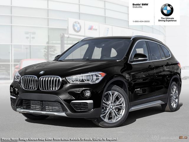 used 2018 bmw x1 xdrive28i oakville. Black Bedroom Furniture Sets. Home Design Ideas