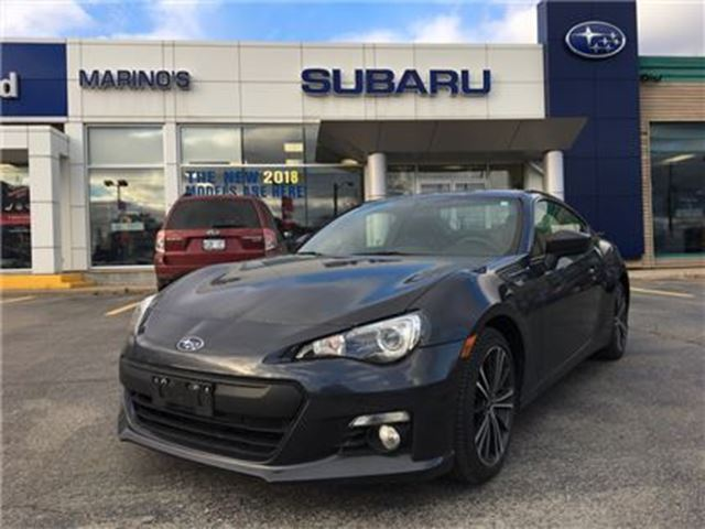 2016 SUBARU BRZ Sport-Tech 6sp in Toronto, Ontario