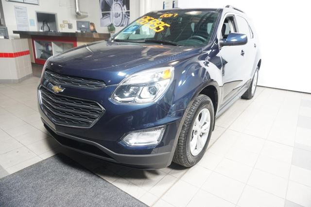 2017 CHEVROLET Equinox LT in Montreal, Quebec