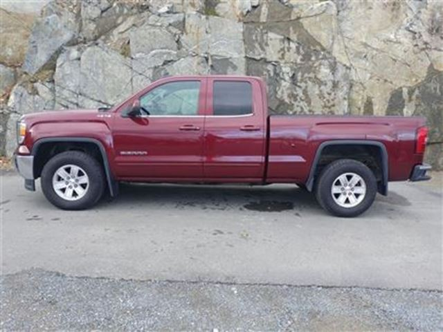 2015 GMC Sierra 1500 SLE in
