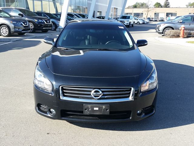 used 2012 nissan maxima 3 5 sv mississauga. Black Bedroom Furniture Sets. Home Design Ideas