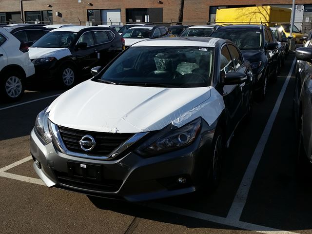 2018 NISSAN Altima 2.5 S in Mississauga, Ontario