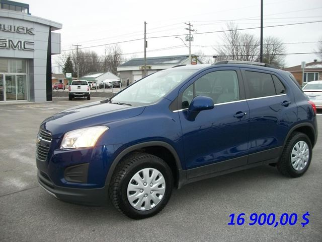 2014 Chevrolet Trax LT in