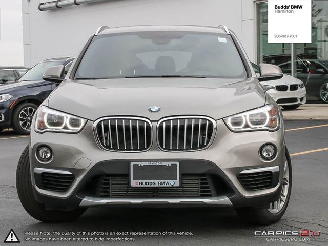 used 2018 bmw x1 xdrive28i hamilton. Black Bedroom Furniture Sets. Home Design Ideas