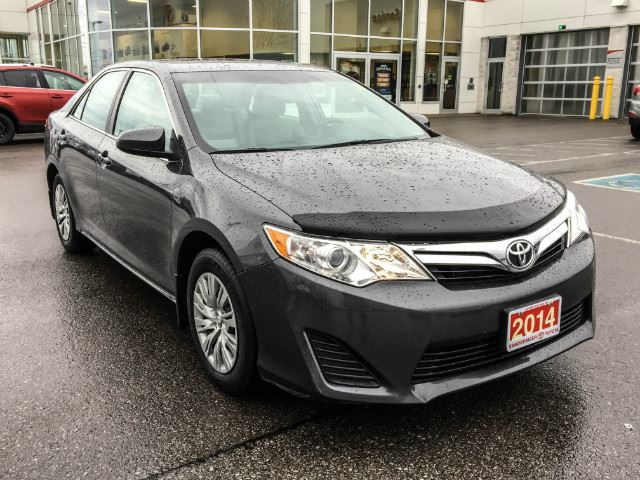 used 2014 toyota camry le xtra warranty 2019 cobourg. Black Bedroom Furniture Sets. Home Design Ideas