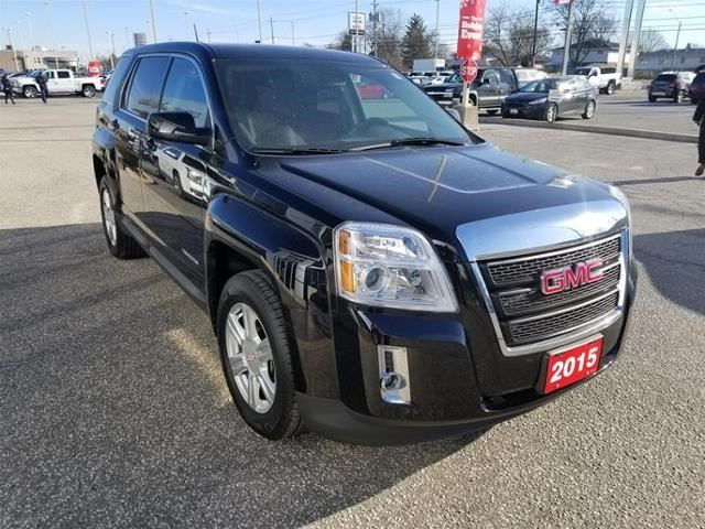 used 2015 gmc terrain 4 cy sle windsor. Black Bedroom Furniture Sets. Home Design Ideas