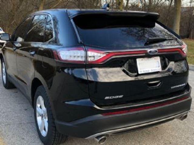 Ford Edge Titanium Fwd Fully Loaded Winter Tires With Rims In Mississauga