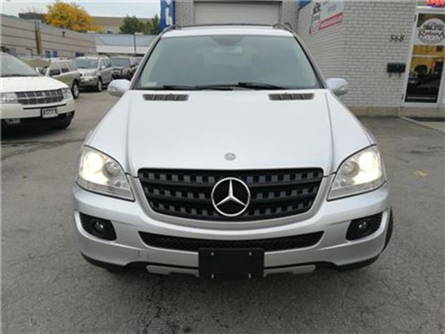 Used 2006 mercedes benz m class v 6 cy 350 leather sunroof for Mercedes benz m class 2006