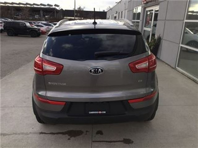 Used 2012 Kia Sportage 2 40 Ex Awd Cambridge Wheels Ca