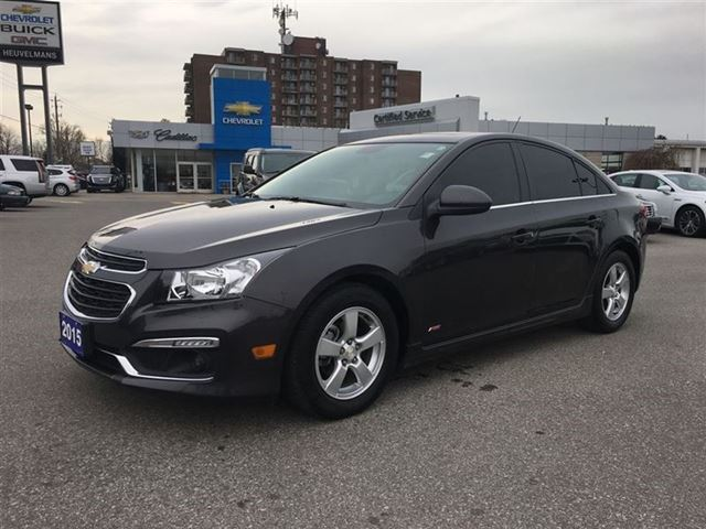 2015 Chevrolet Cruze 1LT in
