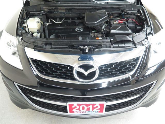 used 2012 mazda cx 9 4wd 7 passenger north york. Black Bedroom Furniture Sets. Home Design Ideas
