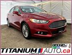 2013 Ford Fusion Titanium-AWD-GPS-Camera-Leather Heated Seats-R.S.- in London, Ontario