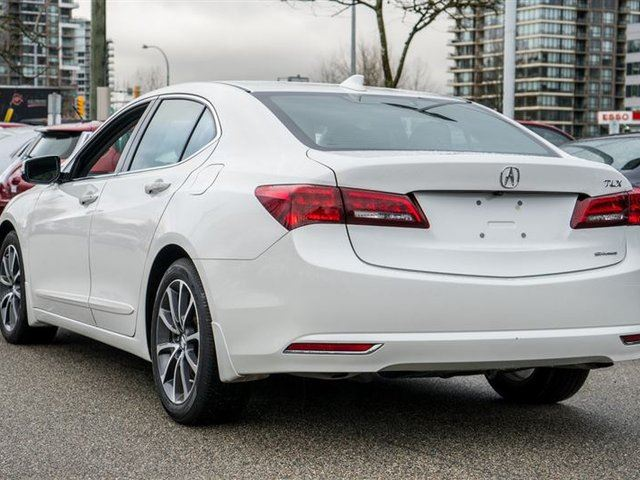 used 2015 acura tlx tech port moody. Black Bedroom Furniture Sets. Home Design Ideas