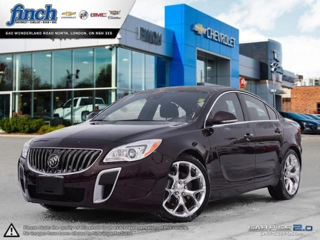 Used 2017 Buick Regal 4 Cy Gs London Wheels Ca