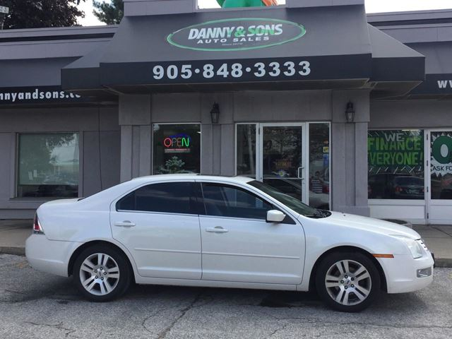 2009 FORD Fusion SEL in Mississauga, Ontario