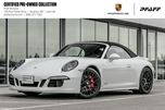 2015 Porsche 911 Carrera 4 GTS Cabriolet PDK in Woodbridge, Ontario