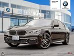 2018 BMW 7 Series 750 xDrive in Hamilton, Ontario