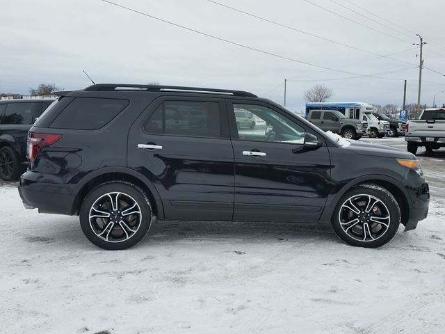 Used 2014 Ford Explorer Sport Port Perry