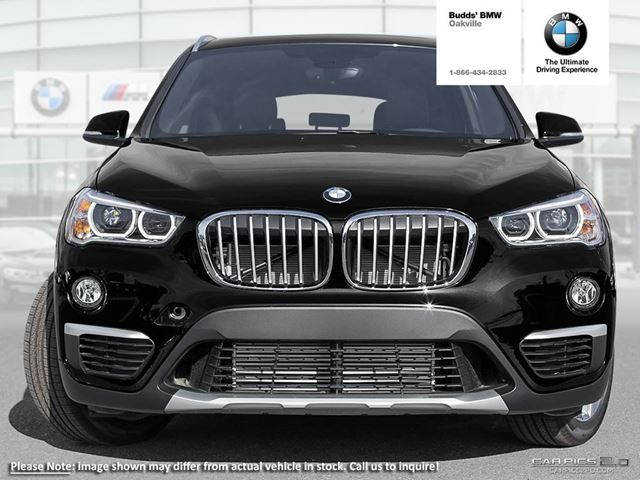 USED BMW X XDrivei Oakville Wheelsca - Black bmw x1
