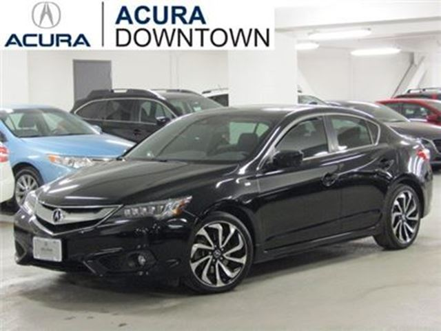 2016 ACURA ILX A-Spec/Lane Keep Assist/Acura Certified in Toronto, Ontario