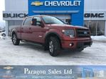 2014 Ford F-150 Lariat in Langenburg, Saskatchewan