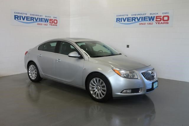 2011 Buick Regal CXL w/1SF in