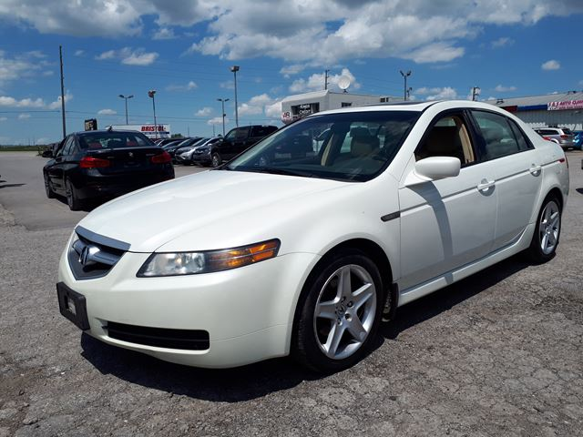 USED Acura TL Clean Title Pickering Wheelsca - 2004 acura tl used for sale